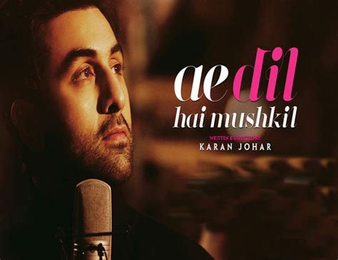 Ae Dil Hail Mushkil Releases The Soulful Title Track