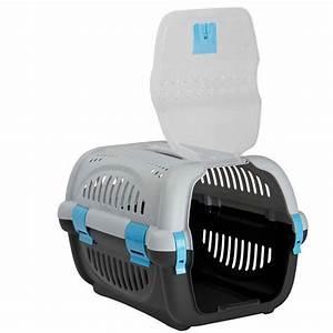 Caisse De Transport Chat Gifi : grande caisse de transport pour chat petit chien 51 cm ~ Dailycaller-alerts.com Idées de Décoration