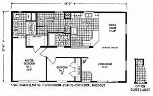Buccaneer Manufactured Homes Floor Plans Modern Modular ...