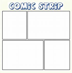 sample comic strip 6 documents in pdf With comic strip bubble template