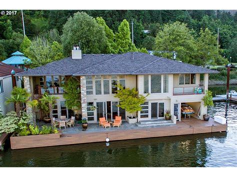Boat Brokers Portland Oregon by Floating Homes For Sale In Portland Oregon Portland