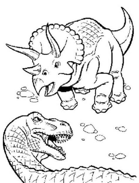 Triceratops Kleurplaat by Triceratops Coloring Pages Bestofcoloring