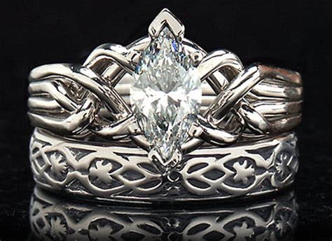 celtic engagement rings 187 your bridal