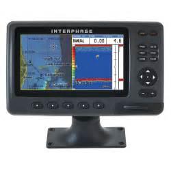 Marine GPS Fishfinder Combo