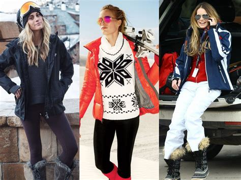 Sunday Inspo Ski Outfits - Trendencies Blog