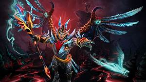 Skywrath Mage (Unrequited Corruption set) - DOTA 2 Wallpapers