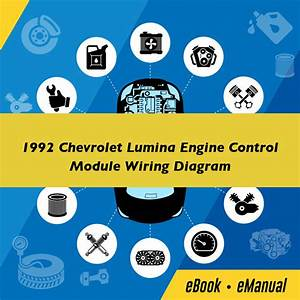 1992 Chevrolet Lumina Engine Control Module Wiring Diagram