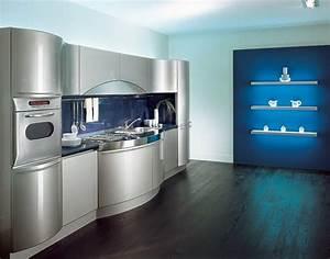 Papier Peint Cuisine Moderne : papier peint cuisine moderne excellent davausnet ud ~ Dailycaller-alerts.com Idées de Décoration