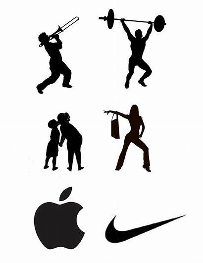 Drawing Silhouettes Silhouette Artist Extraneous Simple Communication