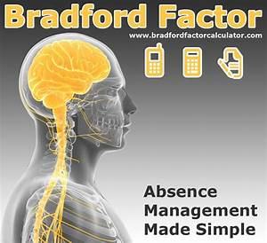 Bradford Factor Calculator