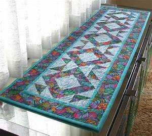 You have to see Easter Table Runner by AllThatPatchwor!