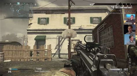 call  duty ghosts multiplayer ps launch highlight