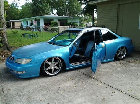 Acura Cl Jdm by 1998 Acura Cl Premium Edition Bagged 6 500 100542904