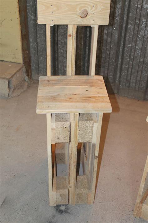 chaise palette chaise de bar sedia l m design site de l m design