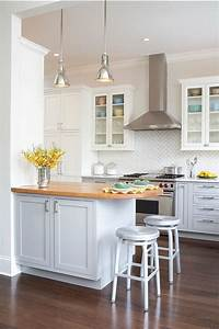 Beautiful small kitchen ideas gostarrycom for Kitchen designs for small kitchens pictures