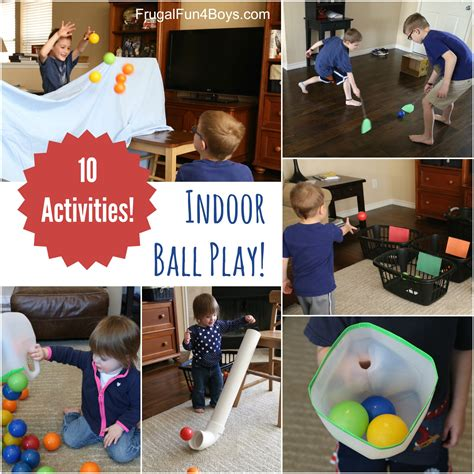 10 indoor for 113 | Ball Play FB