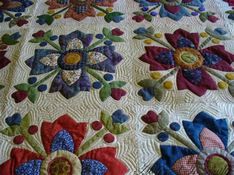 Applique Quilt by Addicted To Quilts Appliqu 233 Quilt