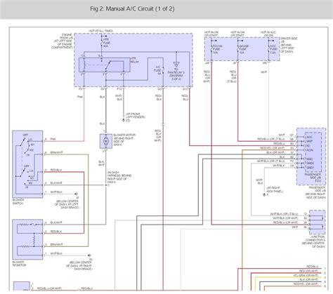 wrg 2562 1997 rav4 a c compressor wiring diagram
