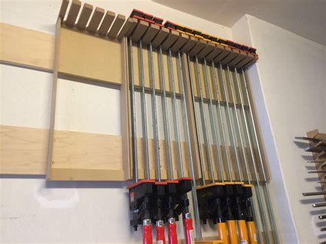 french cleat clamp racks making splinters