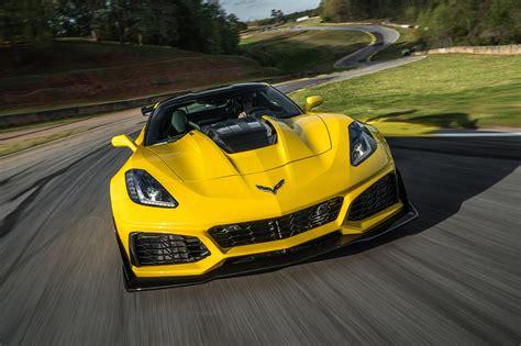 2019 Chevrolet Corvette Zr1 First Drive