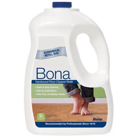 Bona Hardwood Floor Cleaner Refill  Fl Oz Walmartcom