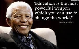 22 Famous Nelson Mandela Quotes – WeNeedFun