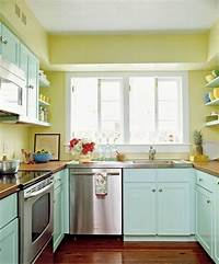 kitchen color ideas How to Paint a Small Kitchen in a Light Color? - Interior Decorating Colors - Interior ...