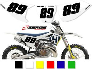 Husqvarna Fc 450 Backgrounds by Husqvarna Motocross Backgrounds Numberboard Graphics Tx Te