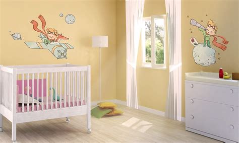 autocollant chambre stickers muraux chambre enfant bb ppinire arbre wall