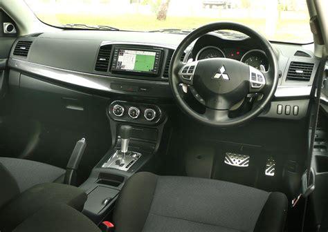 mitsubishi lancer sportback review road test caradvice