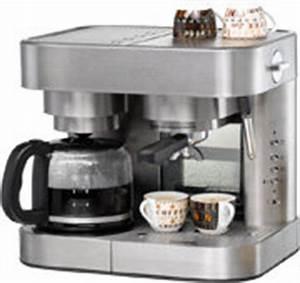 Kaffeemaschine Mit Mahlwerk Günstig : kaffeemaschine espresso und filterkaffee k chen kaufen billig ~ Watch28wear.com Haus und Dekorationen