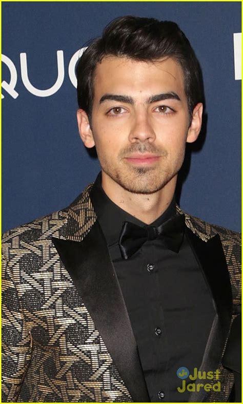Joe Jonas & Blanda Eggenschwiler: InStyle Golden Globes ...