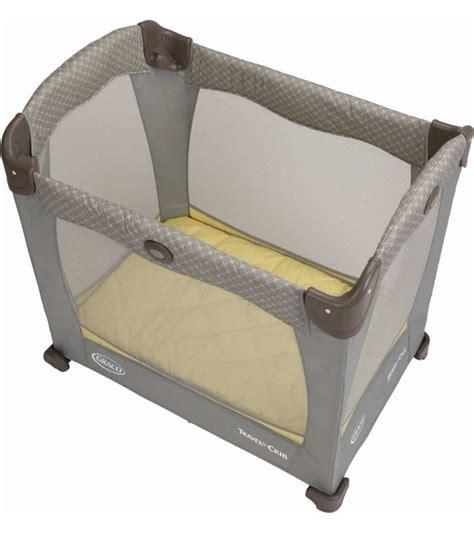 travel lite crib graco travel lite crib with stages peyton