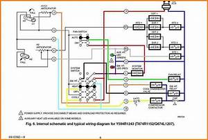 Amazing 4 Wire Thermostat Wiring Color Code Photos Electrical And New Diagram  U2013 Volovets Info