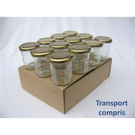 pots de confitures vides pots 224 facettes 200 ml couvercle au choix livraison sous 72 h