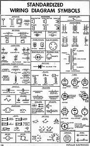 Circuit Diagram With Symbols