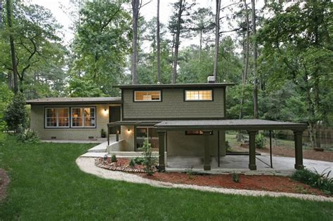 mid century to modern mid century modern atomic ranch mid century home and