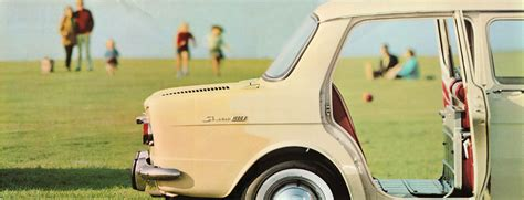 1965 Simca 1000 brochure