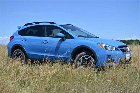 2016 Subaru Crosstrek Manual Review