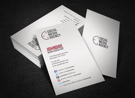 fresh  striking business cards  pristine white