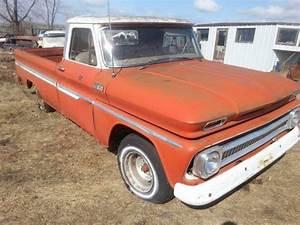 1965 Chevy C10 Pickup Vintage 65 Chevrolet 1  2 Ton Cla