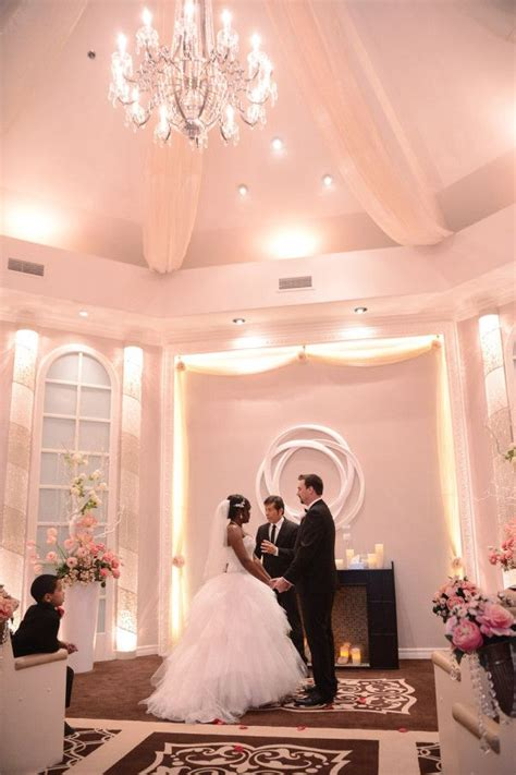 casey  mos hot pink flamingo chapel wedding