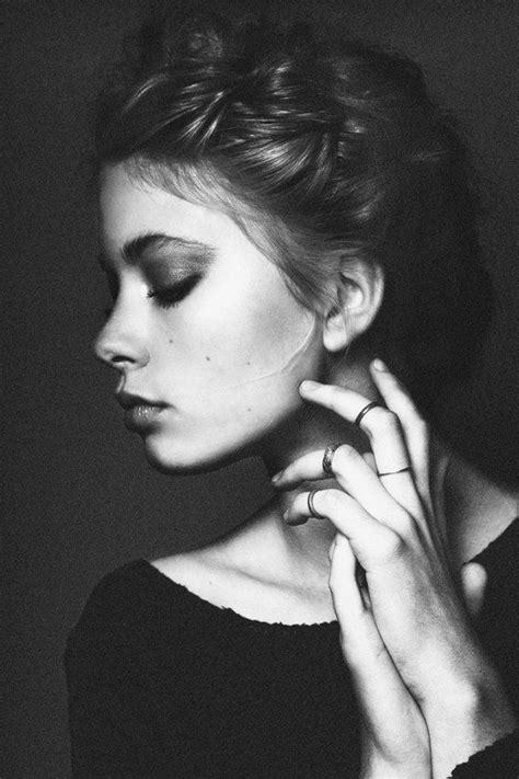 Profile Portrait Photography Woman