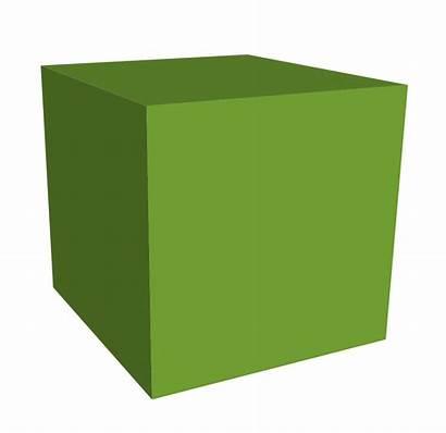Cube 3d Clipart Cubes Clip Cliparts Vector