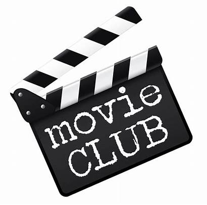 Movies Club Clipart Night Cliparts Transparent Background