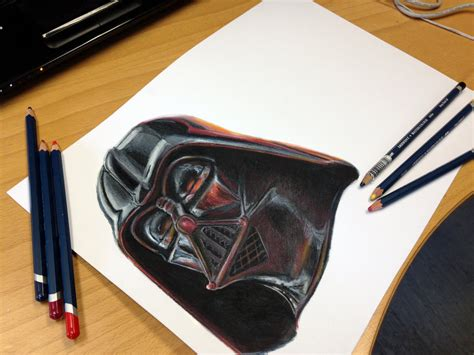 Darth Vader In Progress By Atomiccircus On Deviantart