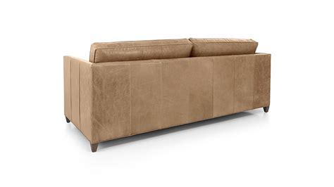 Sleeper Sofa With Air Mattress by Dryden Leather Sleeper Sofa With Air Mattress Libby