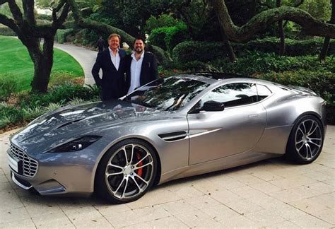 Henrik Fisker And Galpin Build Aston Martin Vanquish-based