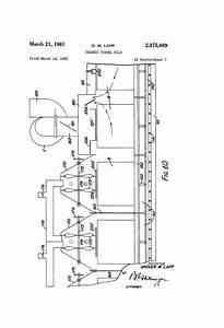 Patent Us2975499 - Ceramic Tunnel Kiln