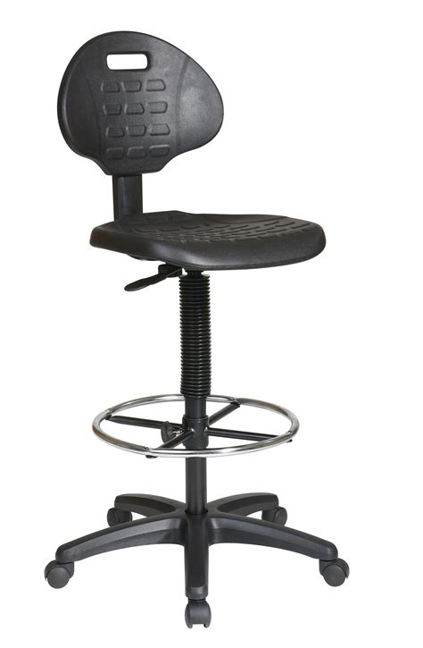 office kh550 drafting chair with adjustable footrest
